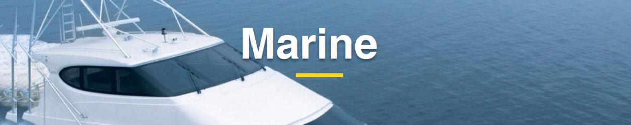 Marine/Yacht Window Tinting